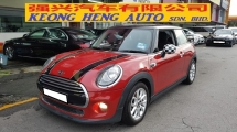 2014 MINI 3 DOOR 1.5cc TWIN POWER TURBO R56 (A) HATCHBACK, REG 2014, ONE CAREFUL OWNER, FULL SERVICE RECORD, LOW MILEAGE DONE 52K KM, FREE 1 YEAR GMR CAR WARRANTY