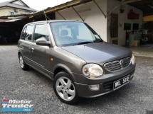 2002 PERODUA KELISA 1.0 EZ (A) Original Condition