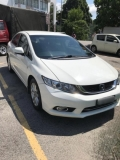 2016 HONDA CIVIC 1.8S