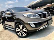 2012 KIA SPORTAGE 2.0 Dohc (A) AWD CBU IMPORT NEW SUNROOF TIP-TOP CONDITION