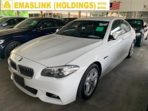 2014 BMW 5 SERIES 523i 2.0 M Sport Unregister New Arrival SST Included Low Interest Loan 2.x% up to 9years