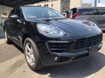 2016 PORSCHE MACAN 2.0 TURBO POWERBOOT