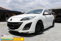 2011 MAZDA 3 2.0 (A) SPORTS EDITION NEW FACELIFT (Ori Year Make 2011)(1 Owner)