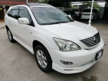 2005 TOYOTA HARRIER 3.0 300G - Low Mileage
