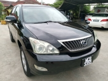 2008 TOYOTA HARRIER 2.4 240G (A) - One Careful Owner