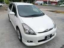 2004 TOYOTA WISH 1.8 Type S - One Lady Owner