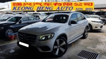 2015 MERCEDES-BENZ GLC 250 4MATIC (A) REG 2016, ONE OWNER, FULL SERVICE RECORD, LOW MILEAGE DONE 26K KM, UNDER MERCEDES BENZ MALAYSIA WARRANTY UNTIL MAY 2021