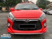 2015 PERODUA AXIA SE 1.0 VERY SPECIAL COLOUR