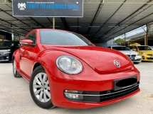 2013 VOLKSWAGEN BEETLE 1.2 TSI (A) VERY VERY GOOD CONDITION