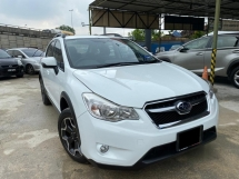 2014 SUBARU XV 2.0 superb good condition