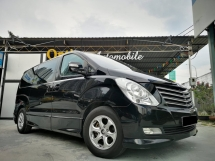 2009 HYUNDAI GRAND STAREX ROYALE FULL SPEC ORI MILEAGE 92K DONE 12 SEATED