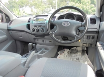 2006 TOYOTA HILUX 2.5 G 4x4 D-4D TipTOP Condition Like NEW