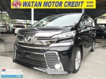 2015 TOYOTA VELLFIRE 2.5 ZA JBL THEATRE 360 CAM SUNROOF POWER BOOT INC SST JAPAN UNREG