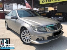 2011 MERCEDES-BENZ C-CLASS C200 1.8 LOCAL PREMIUM HIGH SPEC ONE LADY OWNER LOW MILEAGE TIPTOP CONDITION LIKE NEW CAR