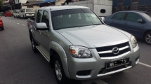 2014 MAZDA BT-50 4X4 DOUBLE CAB 2.5L (M)TIP-TOP CONDITION