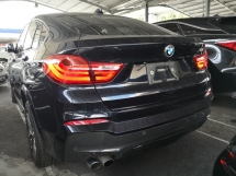 2016 BMW X4 2.0 28i XDRIVE M SPORT HUD 360 CAM INC SST JAPAN UNREG