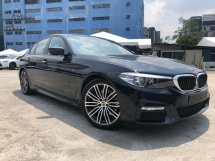 2017 BMW 5 SERIES 540I 3.0 PETROL M SPORTS XDRIVE HUD 4WD 335HP UK UNREG