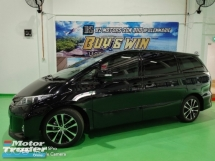2014 TOYOTA ESTIMA AERAS 8 SEATERS BUY & WIN PROMO.5 YEARS WARRANTY