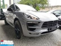 2015 PORSCHE MACAN 3.0 S / NARDO GREY / 5 CAMERA / READY STOCK