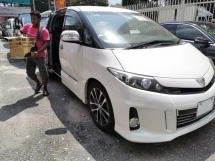 2014 TOYOTA ESTIMA AERAS PREMIUM / TIPTOP CONDITION / READY STOCK / 5 YEARS WARRANTY UNLIMITED KM