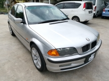 2001 BMW 3 SERIES 318I 1.9 (A) - One Careful Owner