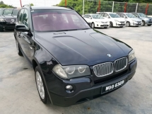 2007 BMW X3 2.5SI (A) - Low Mileage