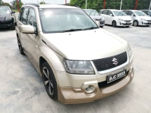 2005 SUZUKI GRAND VITARA 2.0 GLX (A) - One Careful Owner