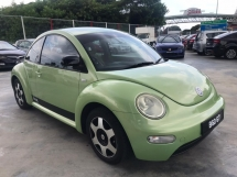 2000 VOLKSWAGEN BEETLE 2.0 (A) - Low Mileage