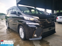 2016 TOYOTA VELLFIRE 2.5 GOLDEN EYES with PRECRASH- SPECIAL OFFER - UNREG