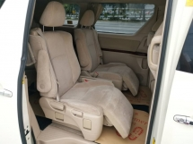 2010 TOYOTA ALPHARD 2.4 240S (A) - One Careful Owner