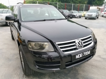 2007 VOLKSWAGEN TOUAREG 3.6 V6 FSI (A) - Tip Top Condition