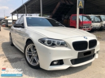 2016 BMW 5 SERIES 520D Sport, Full Service BMW, Under Warranty, Facelift, M Sport, Call Now