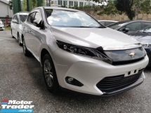 2014 TOYOTA HARRIER PREMIUM 2.0 / POWER BOOT / READY STOCK / 5 YEARS WARRANTY UNLIMITED KM