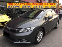 2013 HONDA CIVIC 1.8S 61K KM FS Actual Year Make