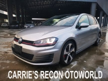 2014 VOLKSWAGEN GOLF GTI - HIGH SPEC - PANA ROOF/LEATHER SEAT - JAPAN UNREGISTERED