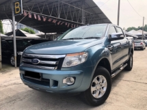 2015 FORD RANGER 2.2 XLT Hi Rider Full Spec, No Off-road, New Tyre, Full Cover, Call Now