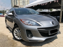 2015 MAZDA 3 CKD 1.6L SDN (GL),Under Warranty By Mazda,Free Service By Mazda,Original condition,Facelift