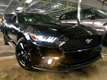 2016 FORD MUSTANG 2.3 ECOBOOST TURBO COUPE (SPORT EXHAUST) SPECIAL PROMOTION END OF YEAR 2019