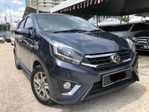 2018 PERODUA AXIA SE,Under Warranty By Perodua,Low Mileage,Original Paint