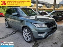 2014 LAND ROVER RANGE ROVER SPORT 3.0 Supercharged (A) Petrol