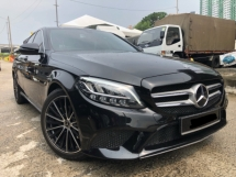 2018 MERCEDES-BENZ C-CLASS C200 1.5 Avantgrade , Latest Model, Low Mileage, 8k km Done, Original Factory Condition, Call Now