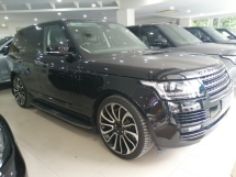 2013 LAND ROVER RANGE ROVER VOGUE 5.0 V8 AUTOBIO/OFFER YEAR END