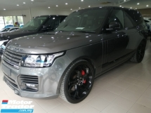 2015 LAND ROVER RANGE ROVER VOGUE 5.0 V8 OVERFINCH/OFFER YEAR END