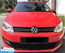 2015 VOLKSWAGEN POLO 1.6 (A) FulSrvcRcord Condition Tiptop 1JAM Lulus Promotion Bank