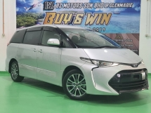 2018 TOYOTA ESTIMA 2.4 AERAS BUY&WIN PROMOTION with 5 YEARS WARRANTY