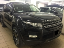 2013 LAND ROVER EVOQUE 2.0 (A) Si4 Japan Spec Registered 2018
