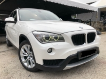 2015 BMW X1 Sdrive20i,Facelift,I-drive 2.0 twin turbo,One Owner,Accident Free