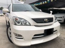 2008 TOYOTA HARRIER 350G Suv, Accident Free,V6 Engine,One Owner