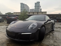 2016 PORSCHE CARRERA 911 3.0 4 FACELIFT TURBO COUPE SUNROOF/RED INTERIOR UNREG