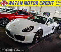 2015 PORSCHE CAYMAN CAYMAN S 3.4 PDK JAPAN 20 INCHES RIMS 2015 UNREG